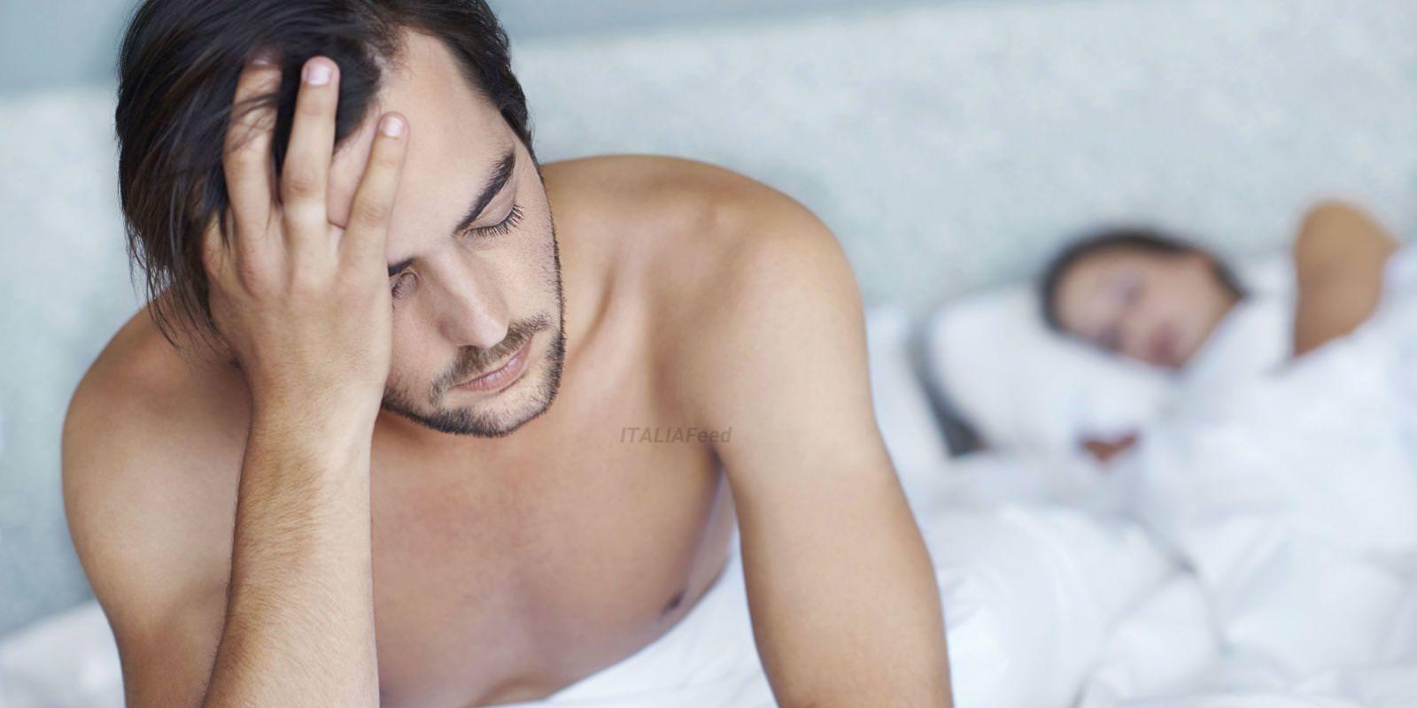 riduzione erezione cause psicologiche