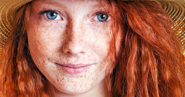 Ragazze dai capelli rossi