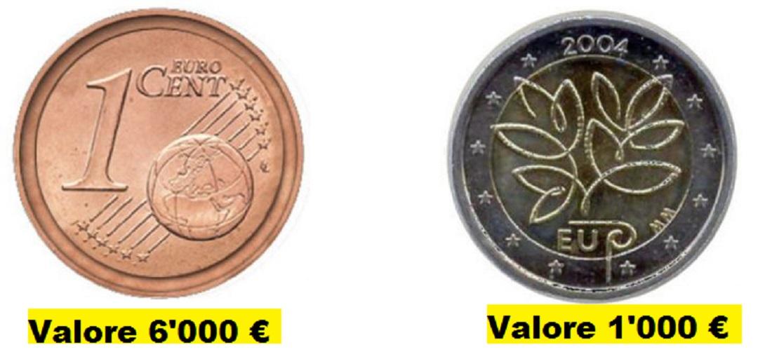 controlla sempre le tue monete alcune possono valere migliaia di euro ecco quali. Black Bedroom Furniture Sets. Home Design Ideas
